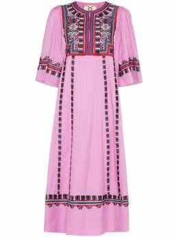 Figue - Electra embroidered dress 93539956355390000000