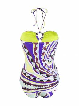 Emilio Pucci - reversible psychedelic printed swimsuit C359R386950835500000