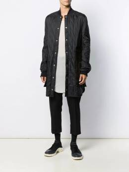 Rick Owens - quilted duffle coat 9F5903NZLVS950396090