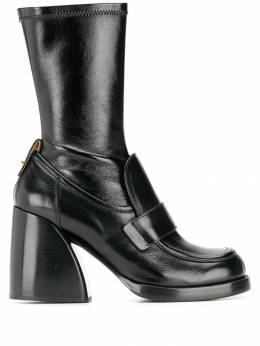 Chloé - penny loafer boots 99A99999950605360000