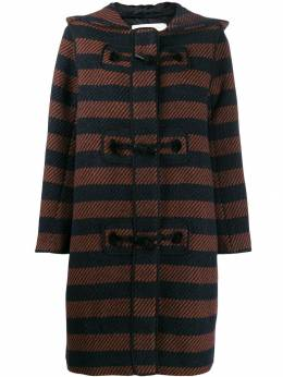 See By Chloé - striped coat 56659505383500000000