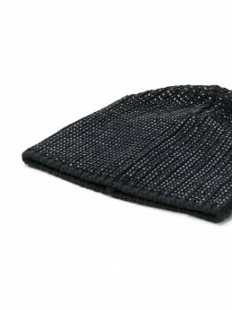 Ermanno Scervino - knitted studded hat 5R365RTGXN9503803300