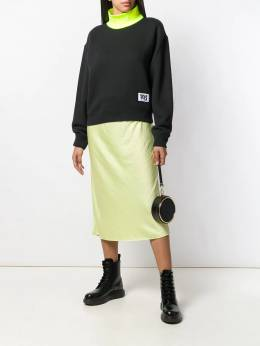 Alexander Wang - satin skirt 09956699506996600000