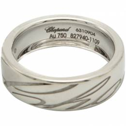 Chopard White Gold Chopardissimo Ring Size 52 211664