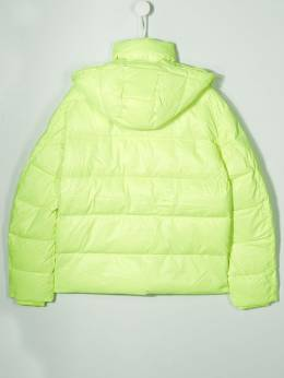 Diesel Kids - TEEN padded jacket 5KBKXB0T950368850000