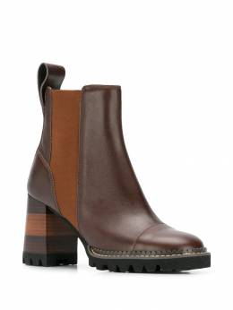 See By Chloé - Libano boots 3689A969599506383800