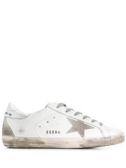 Golden Goose - Superstar lace-up sneakers WS596W33685950395350