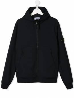 Stone Island Junior - TEEN hooded lightweight jacket 6Q603695080856000000
