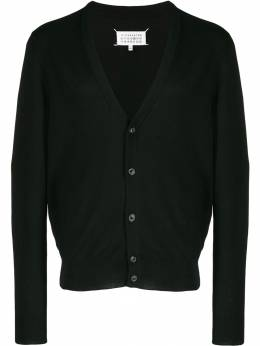Maison Margiela - button down knitted cardigan HA6883S9636595033593