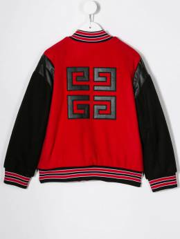 Givenchy Kids - 4G bomber jacket 655M9995030509000000