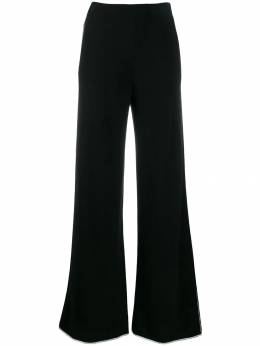 Jil Sander - flared cashmere trousers P355659WPY9669895085