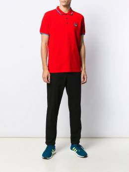 Kenzo - 'Mini Tiger' polo shirt 5PO6695BA95005593000