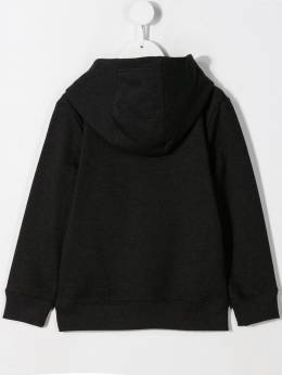 Givenchy Kids - contrast logo hoodie 93395363635000000000