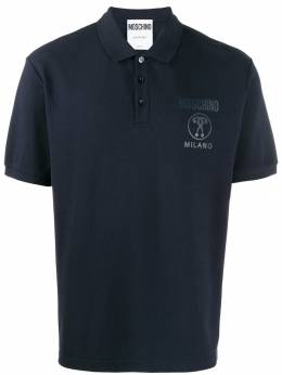 Moschino - logo print polo shirt 60505095086958000000