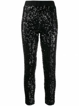P.A.R.O.S.H. - embellished cropped trousers WAYD0065669568685900