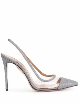 Aquazzura - toe cap pumps HIGP9SDP950356890000