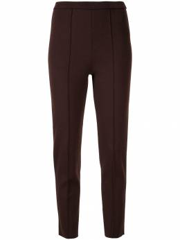 Tomorrowland - high-waisted slim-fit trousers 59565660953669800000