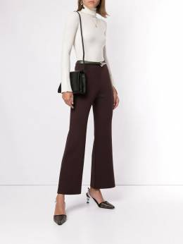 Tomorrowland - flared knit trousers 59565663953669860000