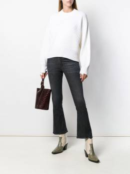 Dondup - slim flared jeans 59DS6056W08950696560