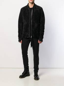 Thom Krom - zipped-up bomber jacket 33695035569000000000