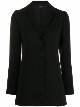 Theory - classic single-breasted blazer 69969950355650000000