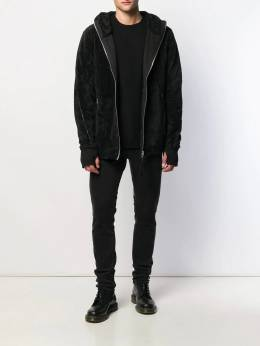 Thom Krom - zipped-up bomber jacket 35895035559000000000