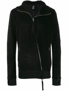 Thom Krom - off-centre zip jacket 36695035565000000000