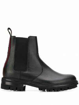 Dsquared2 - elasticated side panel boots 66596956666995099563