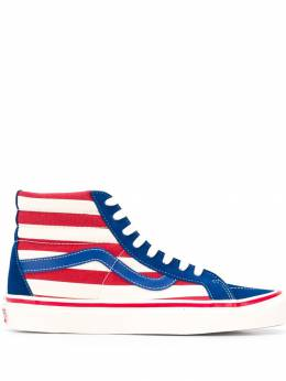 Vans - ankle striped sneakers A38GFXKI950566890000