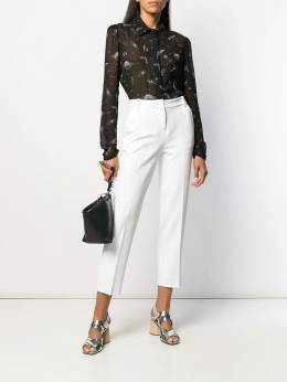 Pinko - cropped tailored trousers 59Y30969505656300000