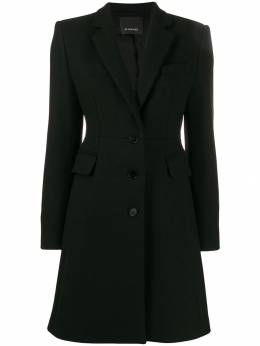 Pinko - slim-fit tailored coat 5JM3563Z999509369000
