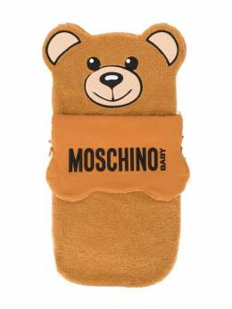 Moschino Kids - конверт с принтом Teddy Bear 669LIA66950896890000