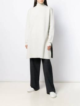 Jil Sander - oversized turtleneck sweater P355565WPY0966895088