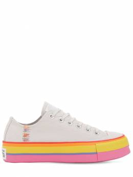 "Кроссовки ""chuck Taylor All Star Lift Ox"" Converse 70IA1P010-MTAz0"