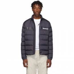 Moncler Navy Down Servieres Jacket 192111M17802109GB