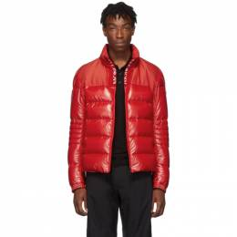 Moncler Red Down Bruel Jacket 192111M17804104GB
