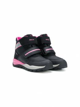 Geox Kids - touch-strap boots 0BD6FU55C69009398963