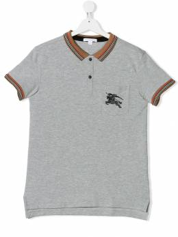 Burberry Kids - TEEN short-sleeve polo shirt 06609366505900000000