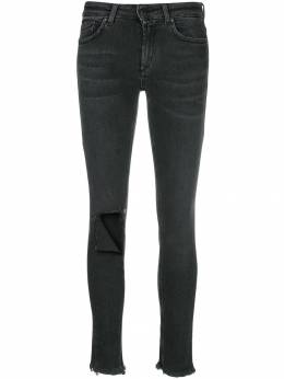 Dondup - ripped knee jeans 0DS6998T56N939936650