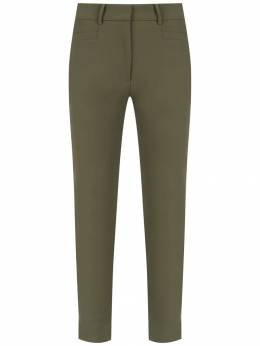Egrey - cropped skinny trousers 96593559035000000000