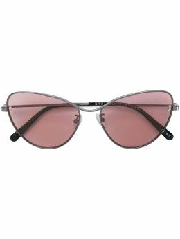 Stella McCartney Eyewear - cat eye sunglasses 655S6663930635900000
