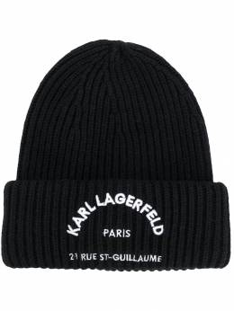 Karl Lagerfeld - шапка бини Rue St Guillaume W3563999939339980000