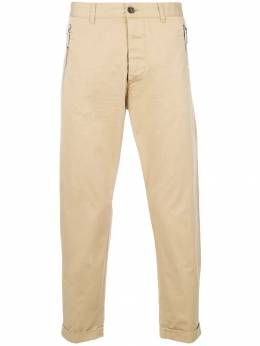Dsquared2 - cropped zip trousers KB6630S5939690353986