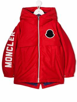 Moncler Kids - padded hooded coat 666555A6F95306666000
