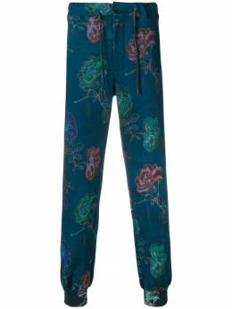 Etro - elasticated waist trousers 98556993966565000000