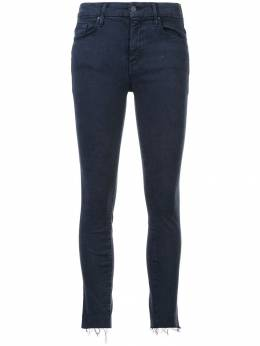 Mother - distressed detail skinny jeans 93509395539900000000