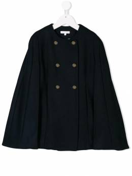Chloé Kids - double breasted coat 33585993966666000000