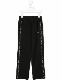 Young Versace - piped track pants PA963YFE936936335930