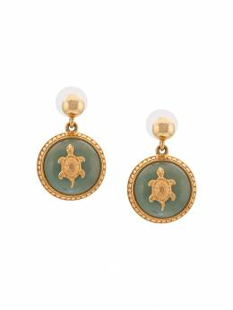 Oscar de la Renta - stone drop earrings J990JUN9596335900000