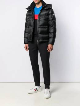 Moncler - Rouve zip-up hooded jacket 05655333595393563000